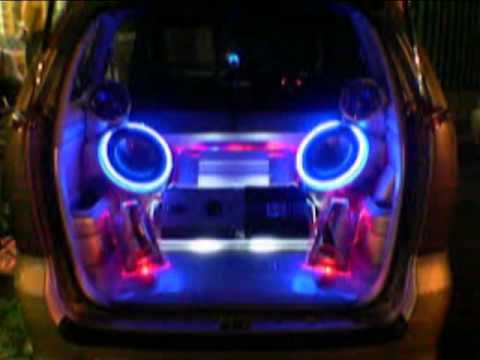 Toyota Avanza Latest Car Modification