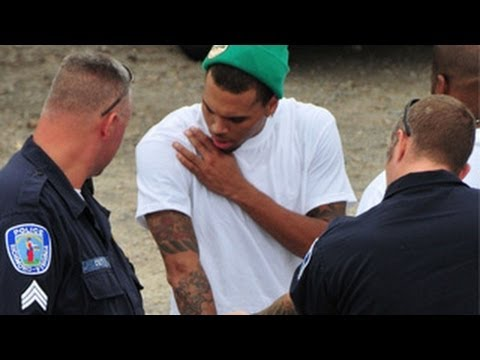 Chris Brown ARRESTED Again For ASSAULT - Is He Going To JAIL?