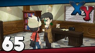 Pokémon X And Y Episode 65 Looker Chapter 1: That Man