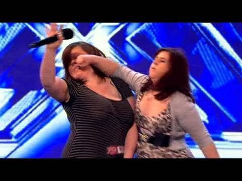 Ablisa's X Factor Audition image