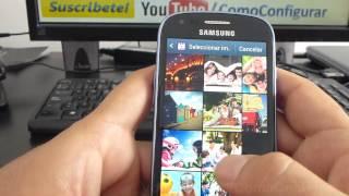 Como Cambiar El Fondo De Pantalla Samsung Galaxy S3 Mini