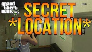 """GTA 5 ONLINE: HIDDEN HEIST LOCATION """"FLEECA BANK VAULT"""