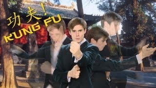 Ben's Favorite Kung Fu Movies! Learn Chinese Now