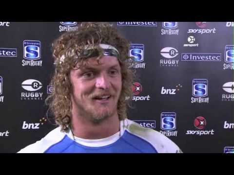 Best post match interview with the Honey Badger (Nick Cummins) | Super Rugby