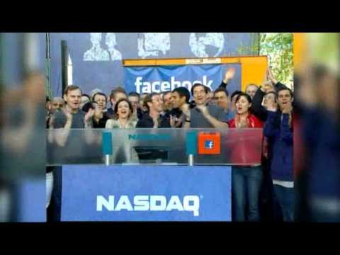 Mark Zuckerberg Rings Nasdaq Opening Bell