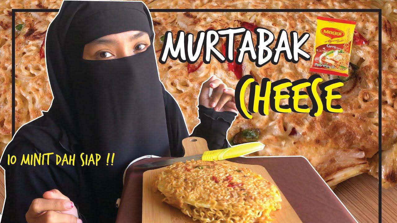 Resepi Murtabak Maggi Goreng Kari