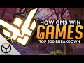Overwatch How Grandmasters Win Games Top 500 Breakdown