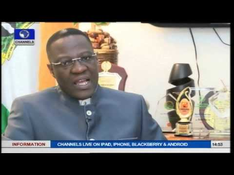 Governor Ahmed Speaks On Kwara Development. Pt2