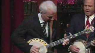 Steve Martin & Earl Scruggs Foggy Mountain Breakdown