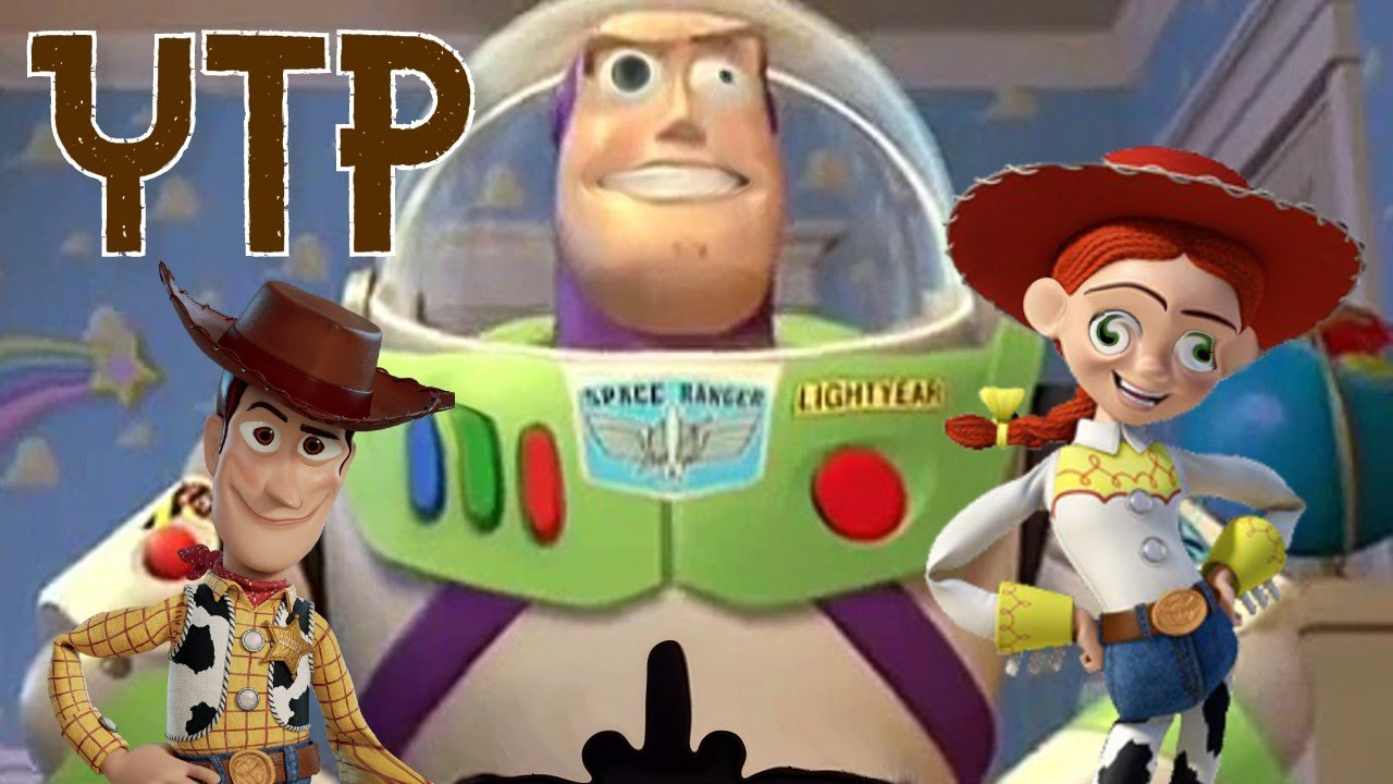 Toy Story Stool : Youtube poop toy story buzz lightyear is gay jessie