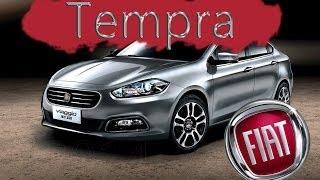 NOVO FIAT TEMPRA 2014 (Viaggio) + Primeiro Comercial