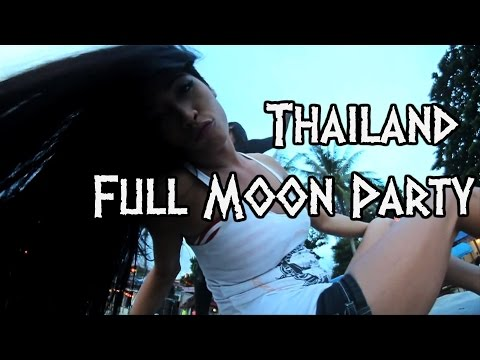Thailand Bangkok - Full Moon Party - Crossing Borders with Rodney Dwira