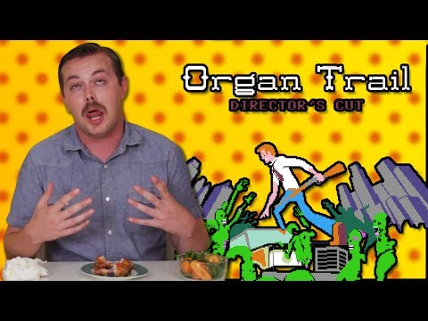 Hot Pepper Game Review feat. Ghost Pepper Wings - Organ Trail