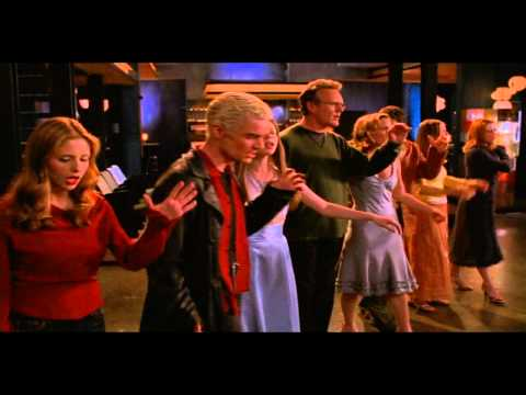 Buffy the Vampire Slayer Tribute Trailer