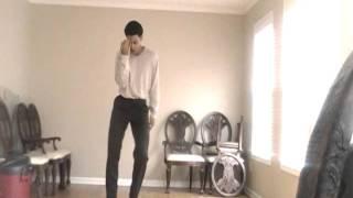 James Brown Dance Tutorial