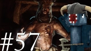Let's Play Skyrim I Rage!! [57]