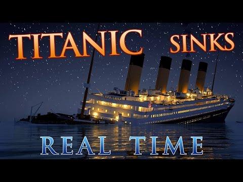 Il Titanic in 3D Virtuale: