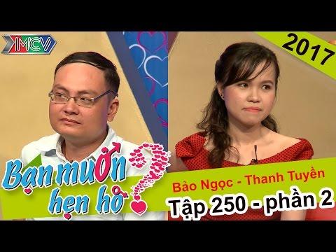 Cô gái xinh xắn với giọng hát ngọt ngào chinh phục chàng trai   Bảo Ngọc - Thanh Tuyền   BMHH 250