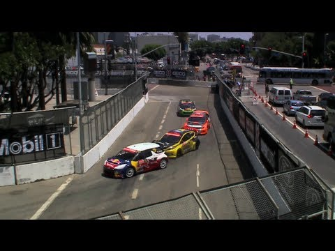 Sebastien Loeb X Games 2012 Rally Highlights