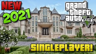 GTA 5 How To Buy Houses In Singleplayer! (GTA 5 Easter