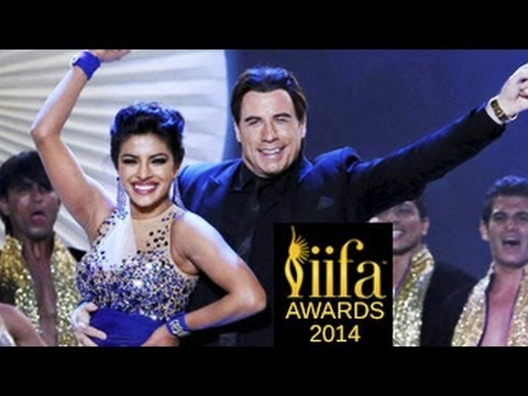 Priyanka Chopra & John Travolta's HOT DANCE at IIFA Awards 2014