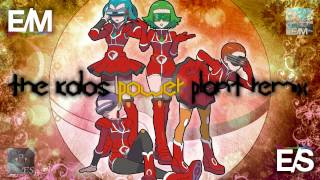 Pokemon X/Y Power Plant Remix (Collaboration! ES & EM