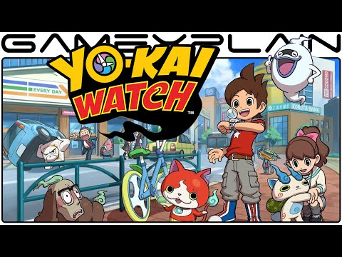 Yo-Kai Watch - Opening & Title Screen