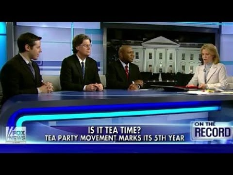 5 Years Later: The Tea Party Then And Now