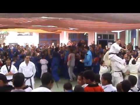 Tournoi des arts martiaux de la wilaya de SAIDA
