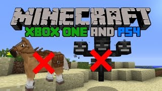 NEXT UPDATE On Minecraft: Xbox One & PS4 Edition! Info