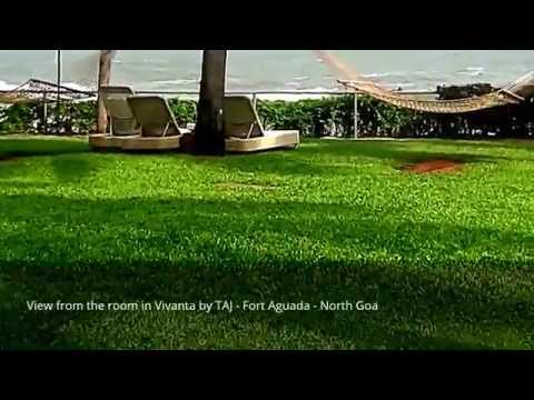 TAJ Vivanta Goa (Fort Aguada) | Best Beach Resort Hotels in Goa (North)