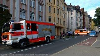 NRWspot.de | Hagen – Decke eingestürzt – Wohnhaus evakuiert – Straße gesperrt