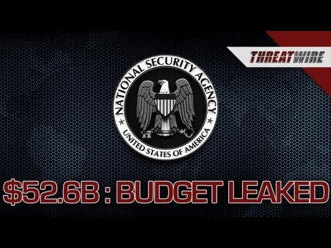 The Black Budget Leaked - Threat Wire