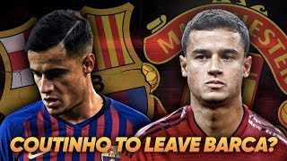 Should Philippe Coutinho LEAVE Barcelona For Manchester United?!   Euro Round-Up