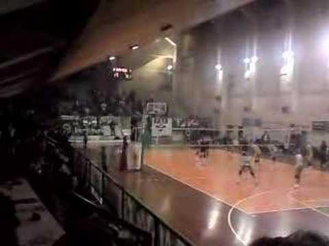 Κύπελλο Volley Γυναικών: ΠΑΝΑΘΗΝΑΪΚΟΣ - Γριές 3-2 part1