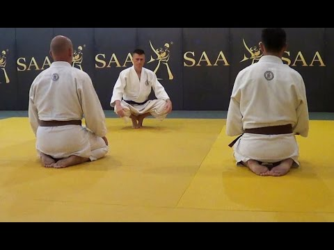 Functional Training for Aikido