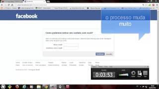 (Não Funciona Mais) Roubando Conta Facebook Sem Programa
