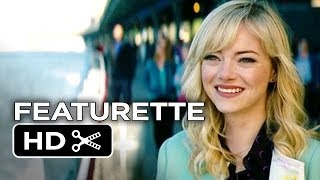 The Amazing Spider-Man 2 Featurette Gwen And Peter (2014