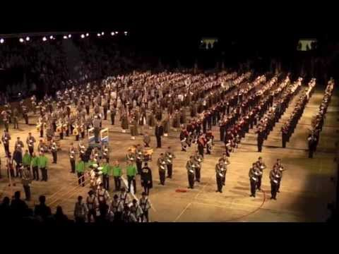 GaPa Tattoo 2014 - Finale