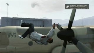 Ways to Die in GTA 5 (Funny Grand Theft Auto 5 Deaths Moments Montage)