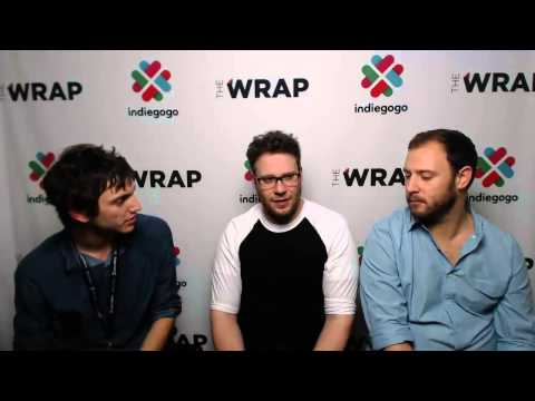 SXSW: Seth Rogen, Evan Goldberg Talk