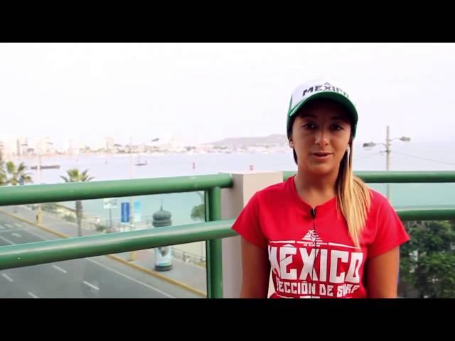 Anna Paula Castillo (MEX) - 2014