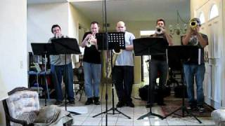 Trumpet Boredom Hawaii Five-O / MacGyver Theme