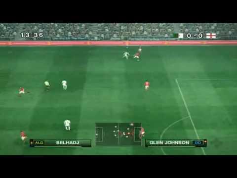 Patch algérie PES 2010 Algerie vs Angleterre