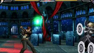 MUGEN 1.0 The King Of Fighters Wing β (2010) Kyo Vs