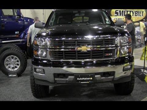 2014 Silverado 3 Inch Lift