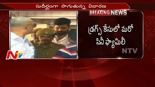 Tollywood Drugs : Subbaraju Interrogation Still Continues,..