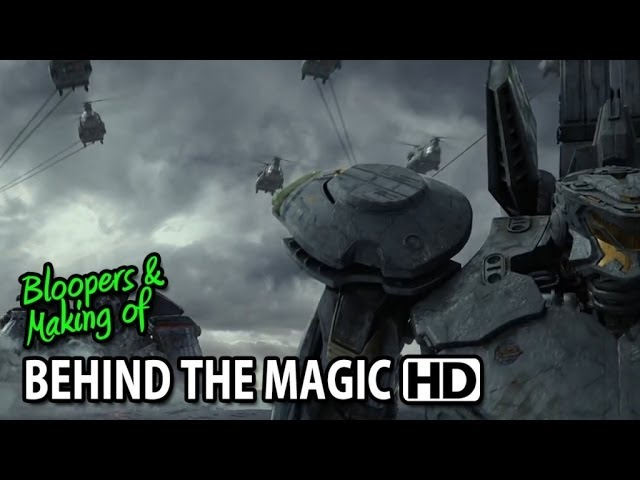 Pacific Rim (2013) Behind the Magic - The Visual Effects