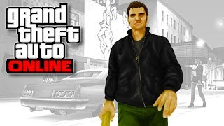 GTA 5 Online How To Make CLAUDE From GTA III & Get His