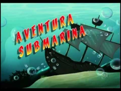 Chaves Em Desenho Animado Ep. 086 - Aventura Submarina